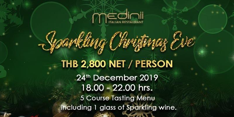 Christmas's Eve on 24th December 2019 at Medinii