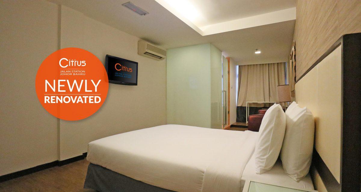 Johor Bahru Hotel: Citrus Hotel Johor Bahru by Compass Hospitality