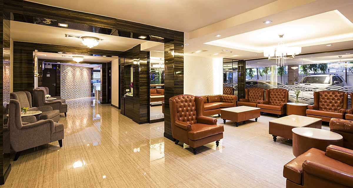 康帕斯曼谷素坤逸2巷阿斯彭套房酒店 (Aspen Suites Hotel Sukhumvit 2 Bangkok), 娜娜, 泰国