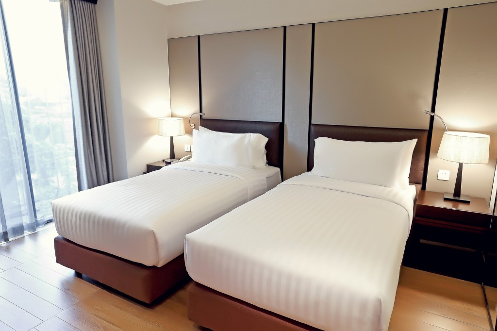 Two Bedroom Suite Compass Hospitality