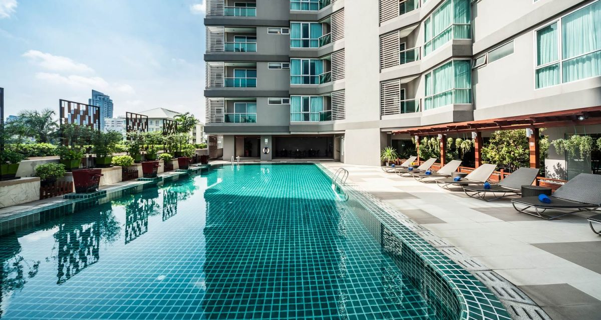 Bangkok, Thailand Hotel: Adelphi Grande Sukhumvit