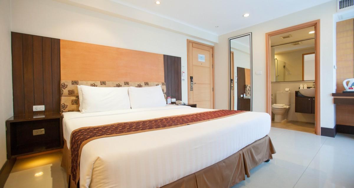 曼谷, 泰国 Hotel: 康帕斯曼谷思庭水門酒店Citin Pratunam Hotel Bangkok