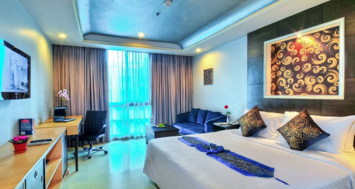Hotel: Admiral Premier Bangkok by Compass Hospitality