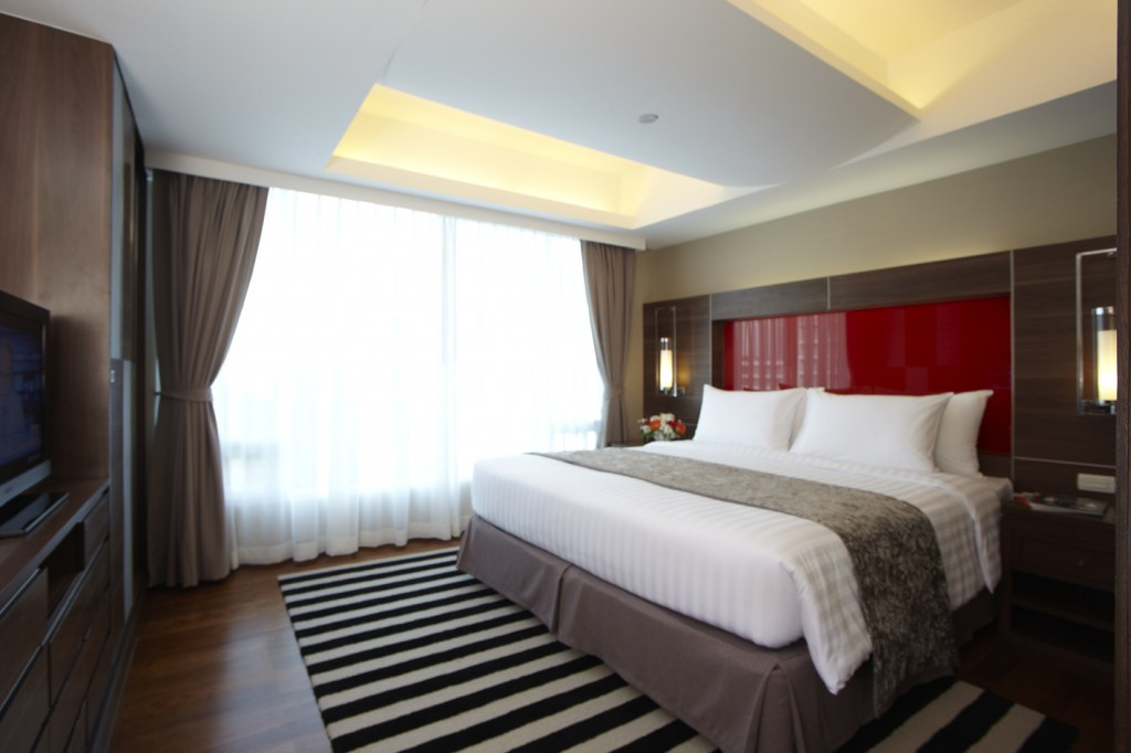 Best Price on The Berkeley Hotel Pratunam in Bangkok - Agoda