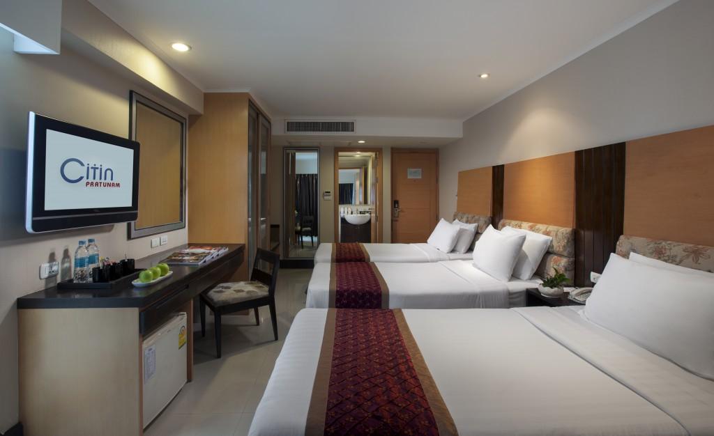 Citin pratunam bangkok hotel by compass hospitality for Hotel bangkok