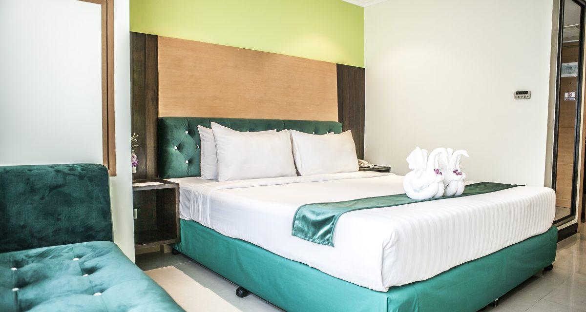 Ratchaprarop, Thailand Hotel: Citin Pratunam Hotel Bangkok by Compass Hospitality