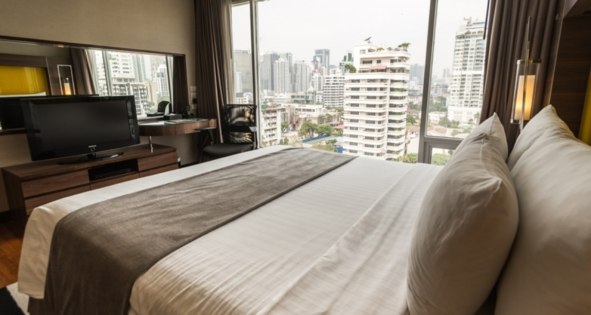 , Tailandia Hotel: Legacy Suites Hotel by Compass Hospitality