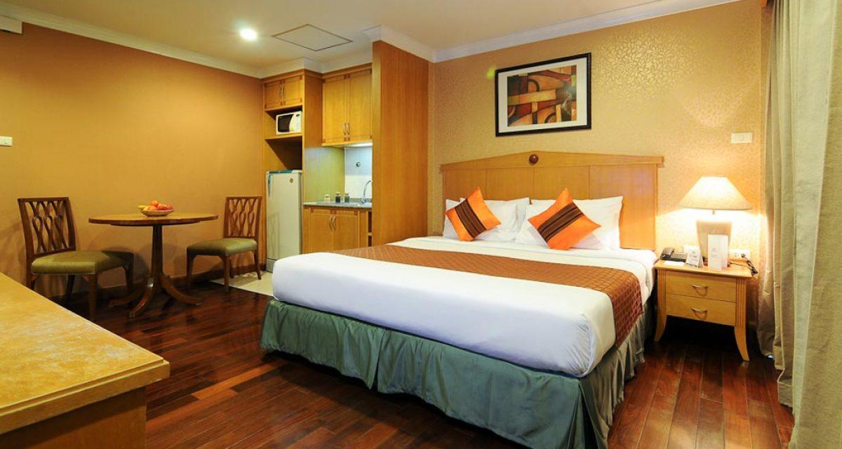 L'Admiral Suites Bangkok (Admiral Suites Hotel Bangkok), , THAÏLANDE