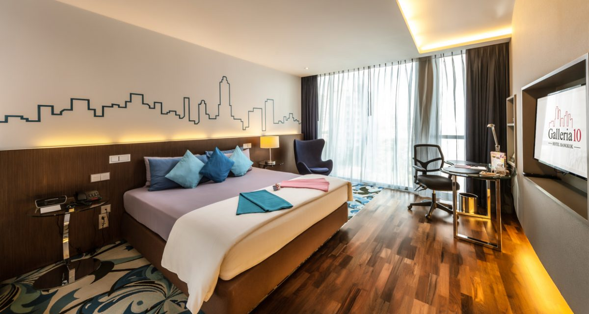 Hotel: Galleria 10 Hotel By Compass Hospitality