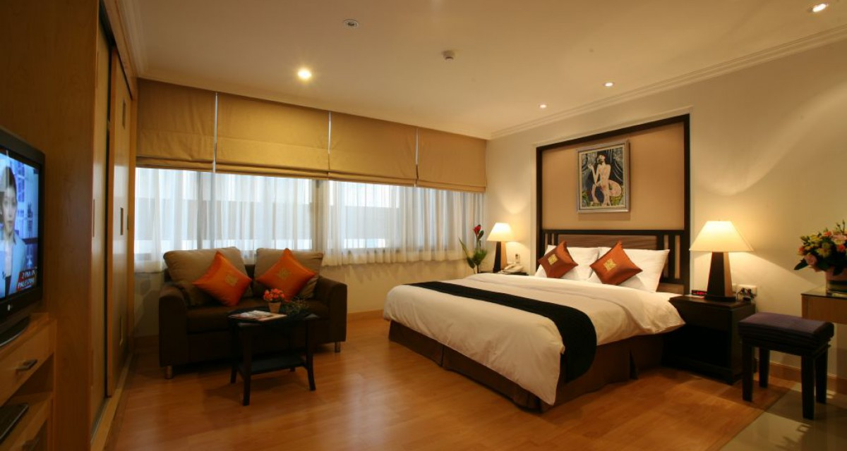 , Tailandia Hotel: The Key Hotel Sukhumvit by Compass Hospitality