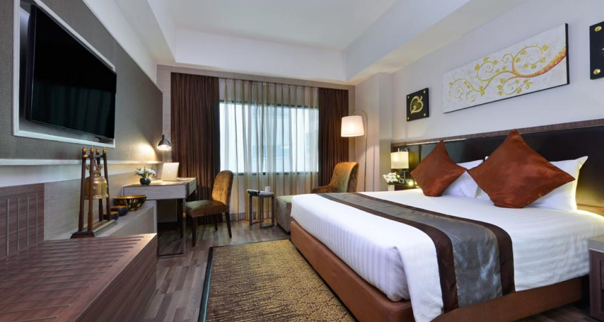 VSF Center Trendy Office Hotel: Grand Swiss Sukhumvit 11 Hotel by Compass Hospitality