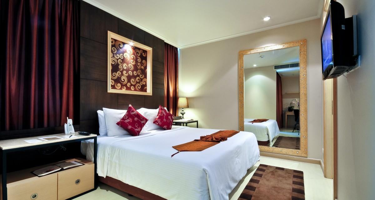 Hotel in Bangkok, Thailand