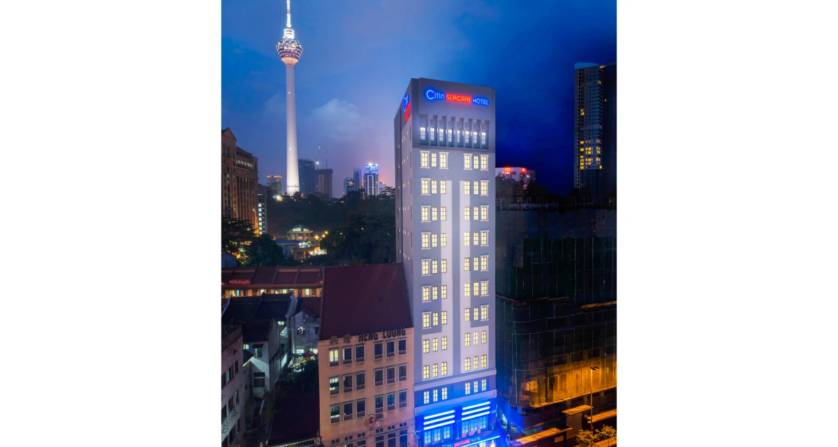 Kuala Lumpur, Malaysia Hotel: Citin Seacare Pudu Hotel