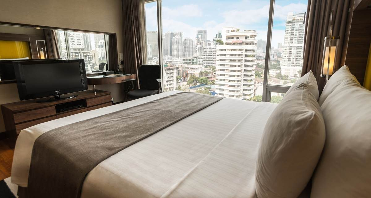 Bangkok, Thailand Hotel: Legacy Suites Hotel by Compass Hospitality