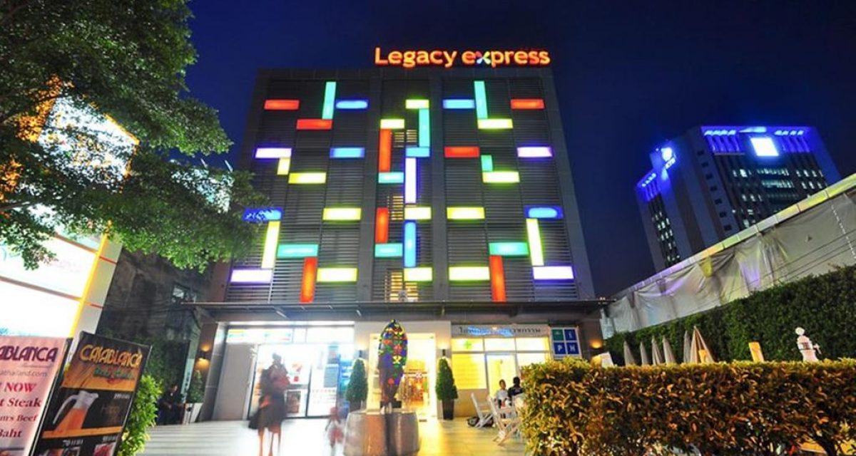 , タイ Hotel: レガシーエクスプレス スクンビット (Legacy Express Sukhumvit)