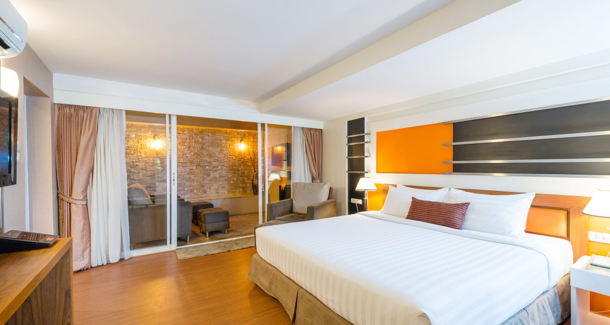 曼谷 Hotel: 康帕斯曼谷素坤逸钥匙酒店 The Key Hotel Sukhumvit