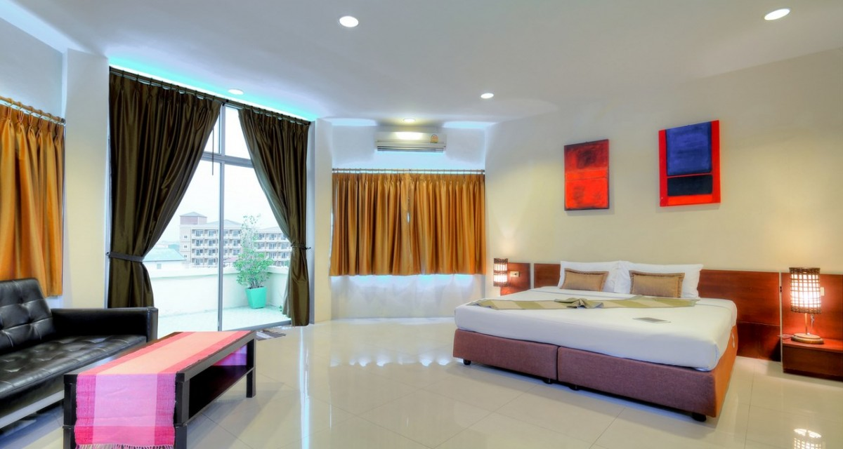 Pattaya Hotel: Citin Garden Resort Pattaya