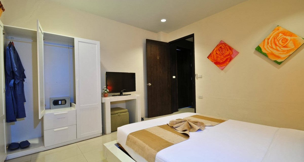 Citin Garden Resort Pattaya, Pattaya, Thailand