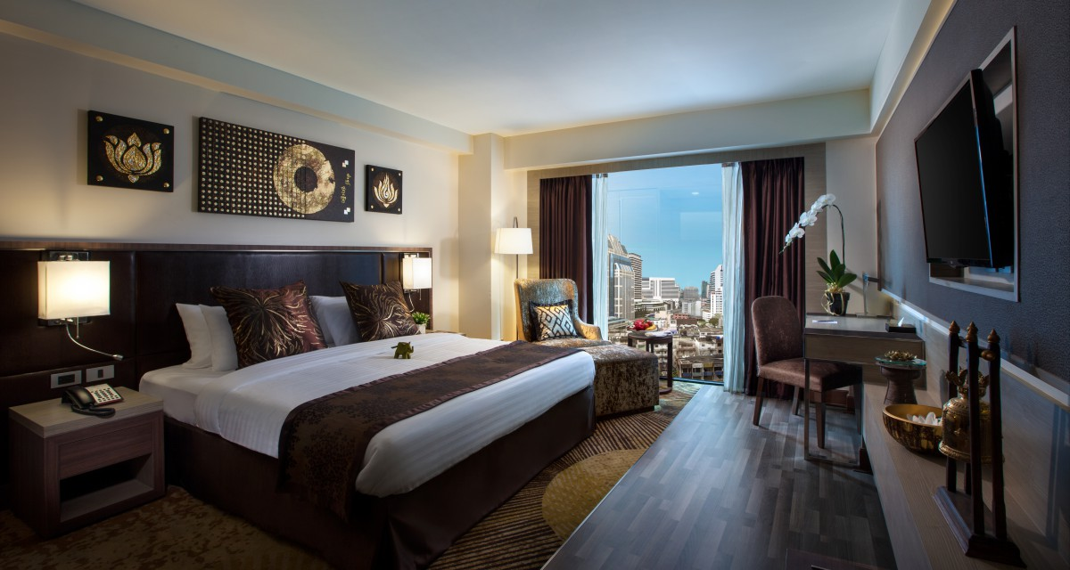 VSF Center Trendy Office, Thailand Hotel: Grand Swiss Sukhumvit 11 Hotel by Compass Hospitality