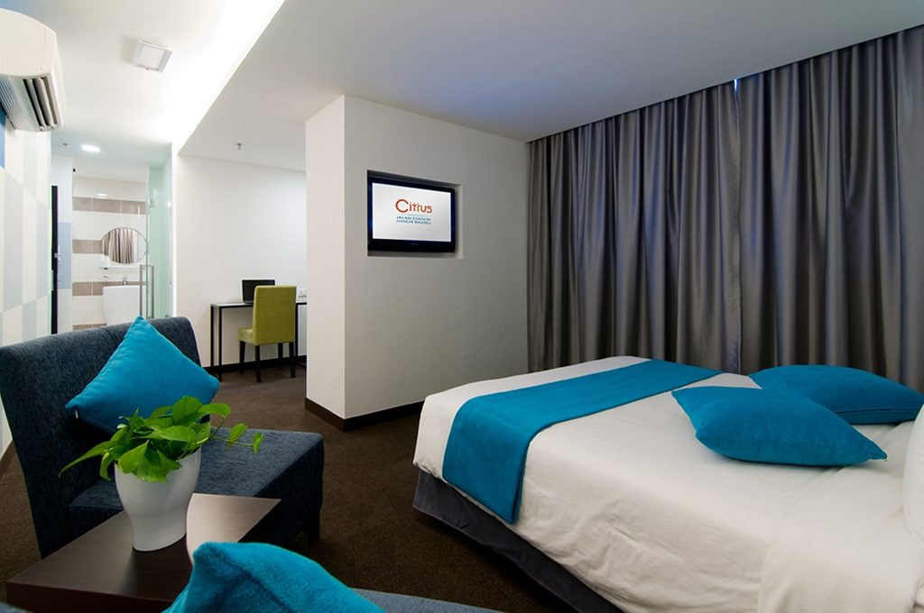 Rooms: Citrus Hotel Johor Bahru By Compass Hospitality