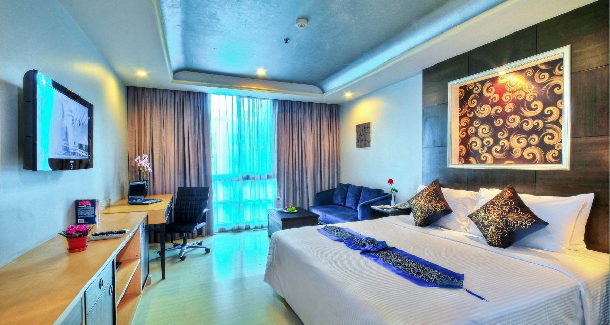 Bangkok, Thailand Hotel: Admiral Premier Bangkok
