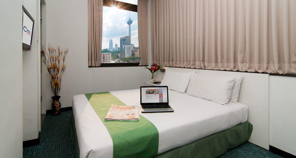 시틴 호텔 마지드 자멕 CITIN HOTEL MASJID JAMEK, 쿠알라 룸푸르, 말레이시아