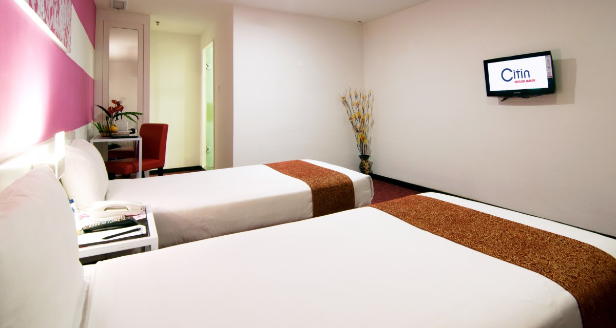 Kuala Lumpur, Malaysia Hotel: Citin Hotel Masjid Jamek