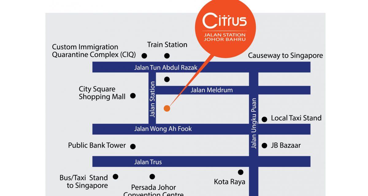 Citrus Hotel Johor Bahru by Compass Hospitality, Johor Bahru, Malasia