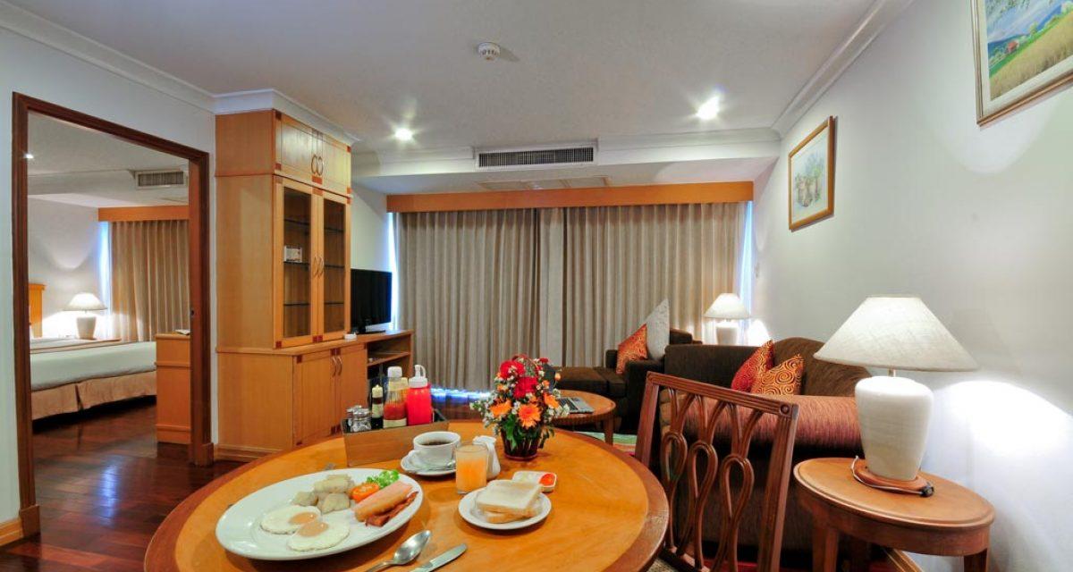 Hotel: L'Admiral Suites Bangkok (Admiral Suites Hotel Bangkok)