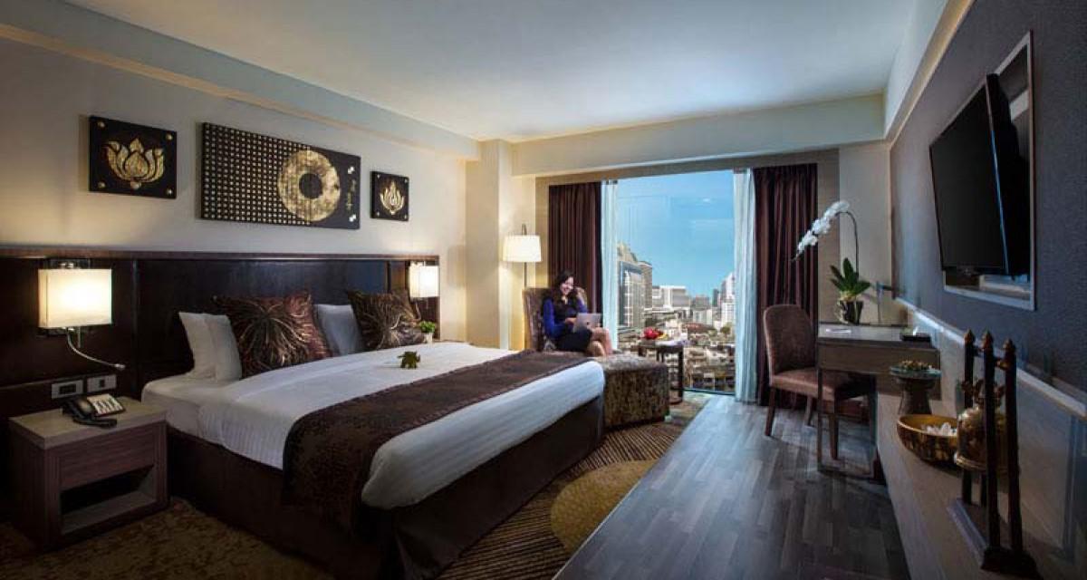 Grand Swiss Sukhumvit 11 Hotel, Bangkok, Thailand