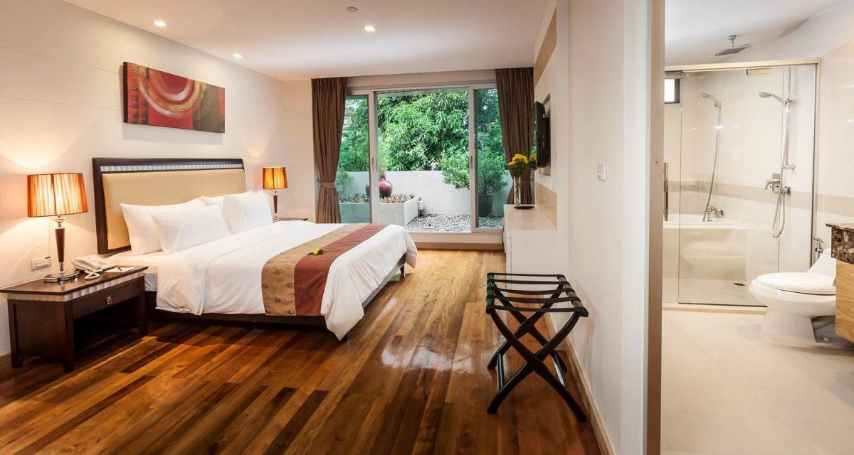 Bangkok Hotel: Adelphi Grande Sukhumvit by Compass Hospitality