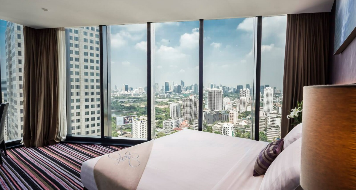 The Continent Hotel Bangkok by Compass Hospitality, Benjakitti Park, Thailand