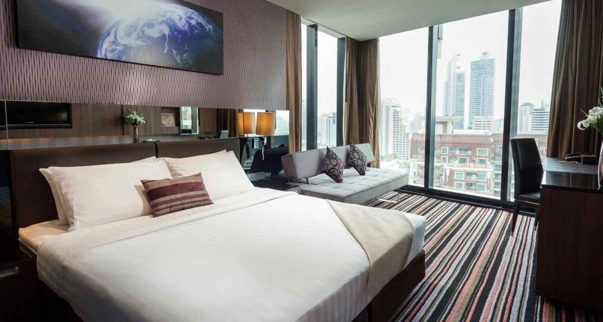 Hotel: The Continent Hotel Bangkok by Compass Hospitality