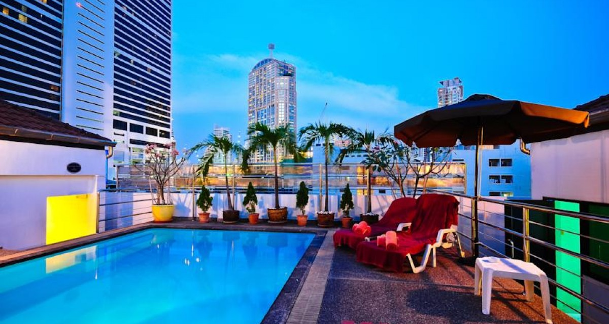 Admiral Suites Bangkok, Bangkok, Thailand
