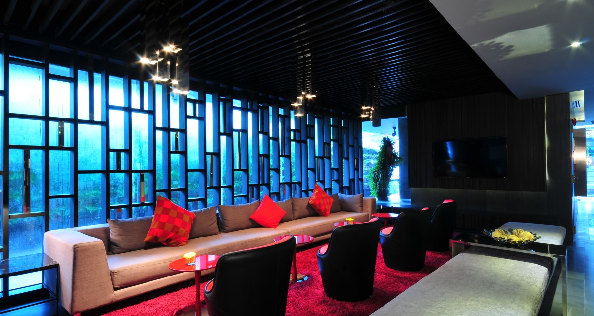 Hotel in VFS Center Trendy Office, Thailand