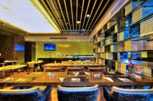 Citrus Café of the Citrus Sukhumvit 13 Hotel in Sukhumvit Soi 3, near the Nana BTS station