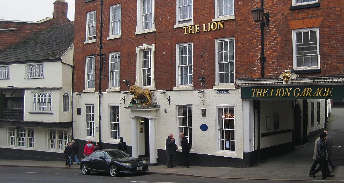 Shrewsbury, United Kingdom Hotel: The Lion Hotel Shrewsbury