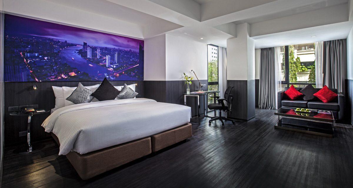 방콕 Hotel: Galleria 12 Hotel Bangkok갤러리아 12 호텔 방콕