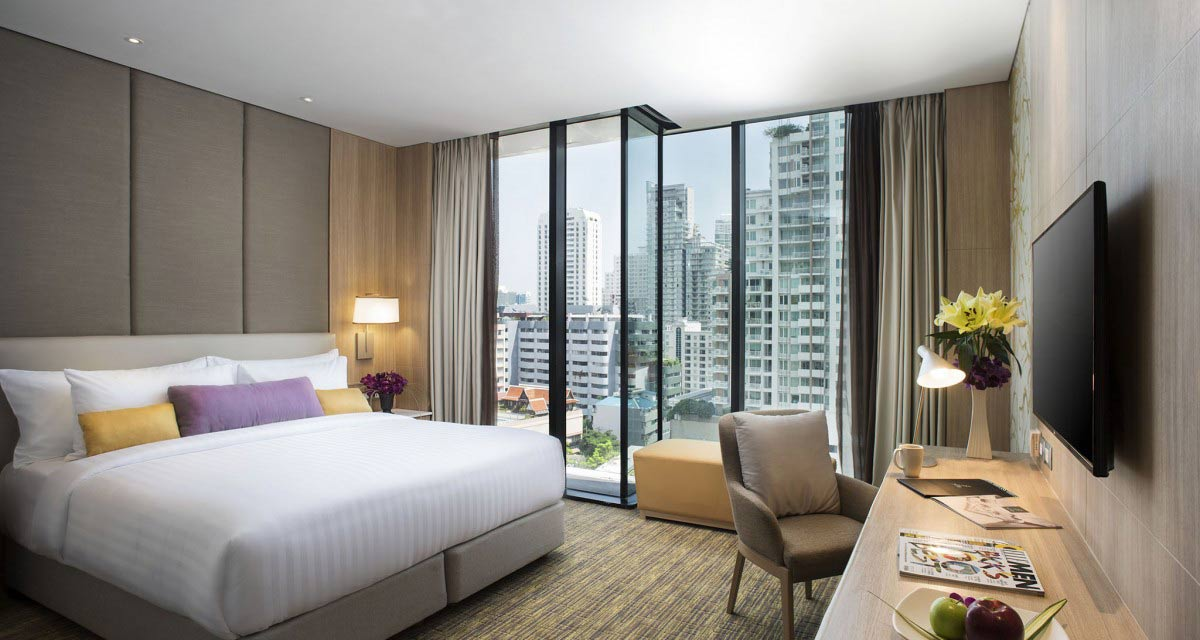Compass SkyView Hotel by Compass Hospitality, Benjasiri Park, Thailand