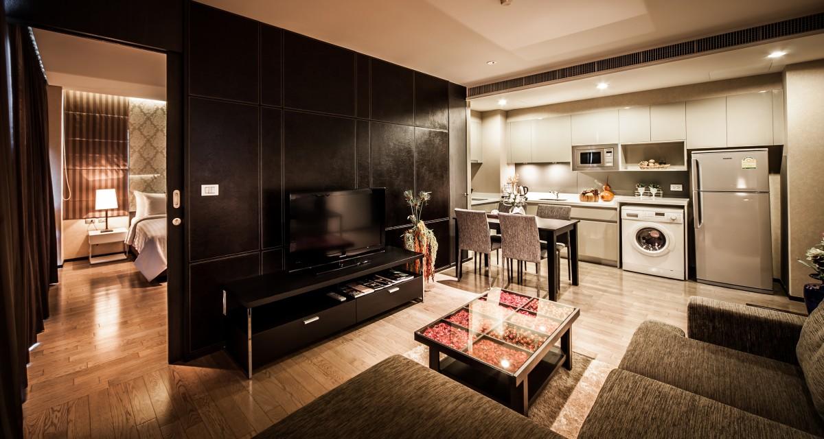 Bangkok Hotel: Arcadia Residences