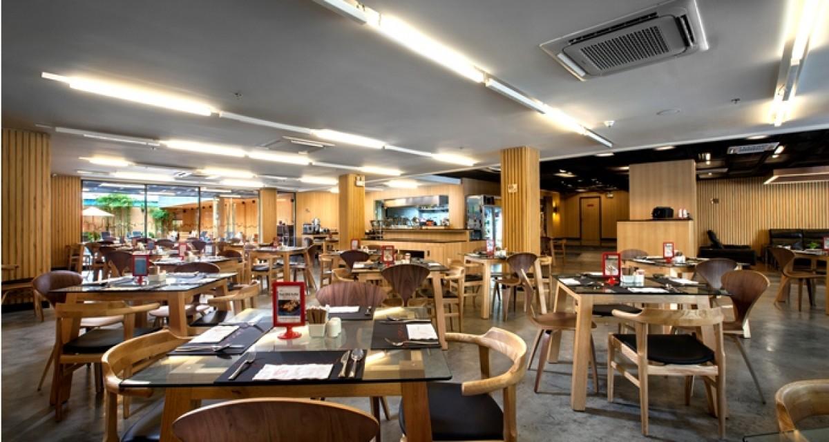 Bangkok, Thailand Hotel: Galleria 12 Hotel Bangkok