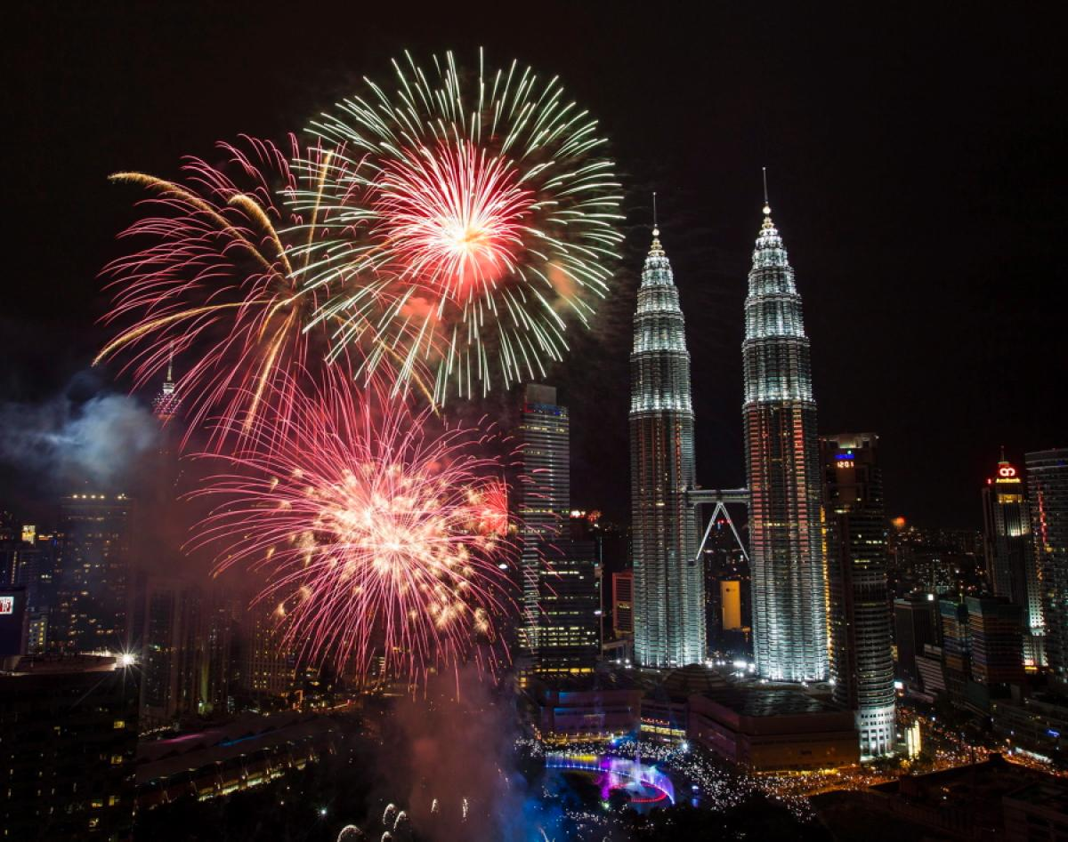 Where to Celebrate Christmas & New Year's Eve 2015 in Thailand, Malaysia and UK | Compass ...