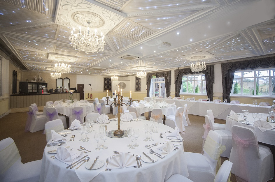 Manchester Hotel Function Room