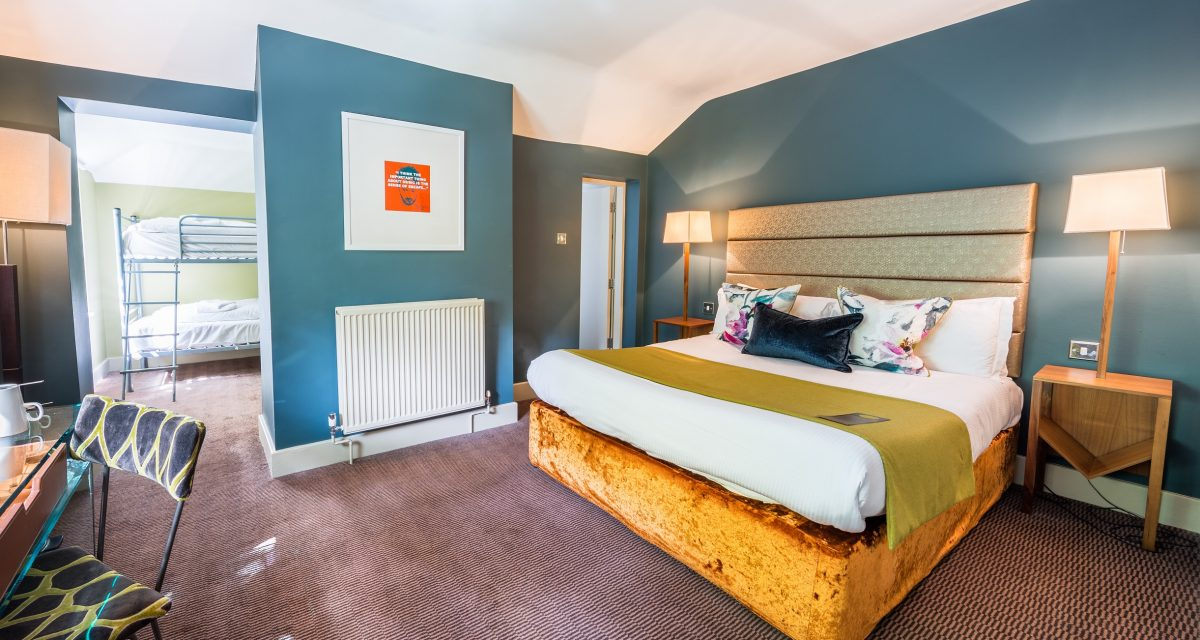 Hawkwell House Hotel, Oxford, United Kingdom