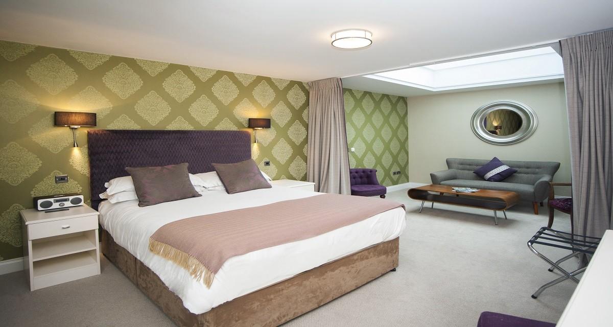 Oxford Hotel: Hawkwell House Hotel
