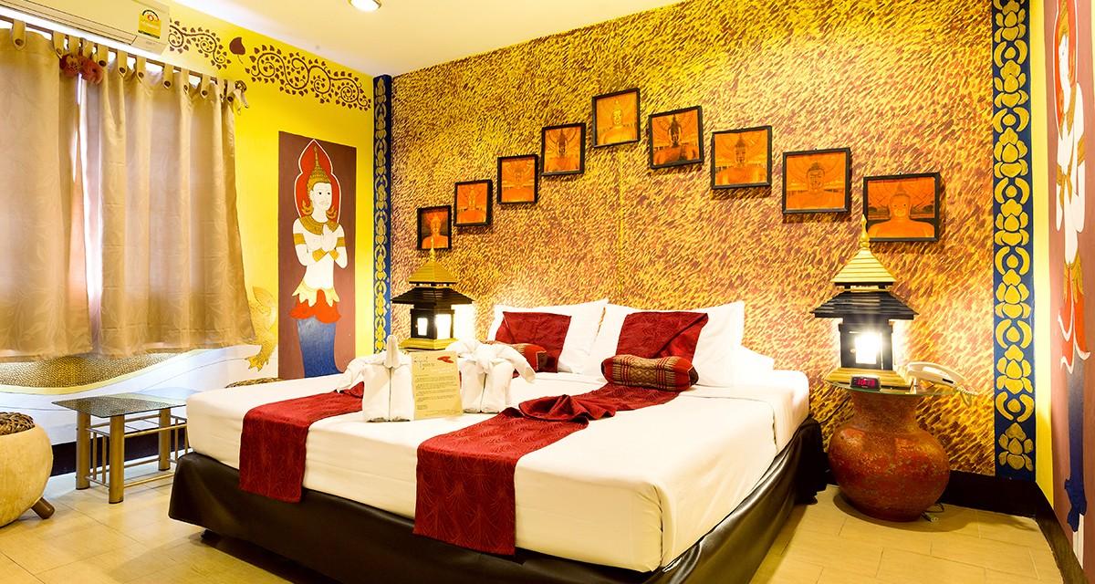 Parasol Inn Hotel by Compass Hospitality, Chiang Mai, Thailand