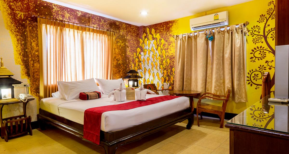 Chiang Mai Hotel: Parasol Inn Hotel by Compass Hospitality