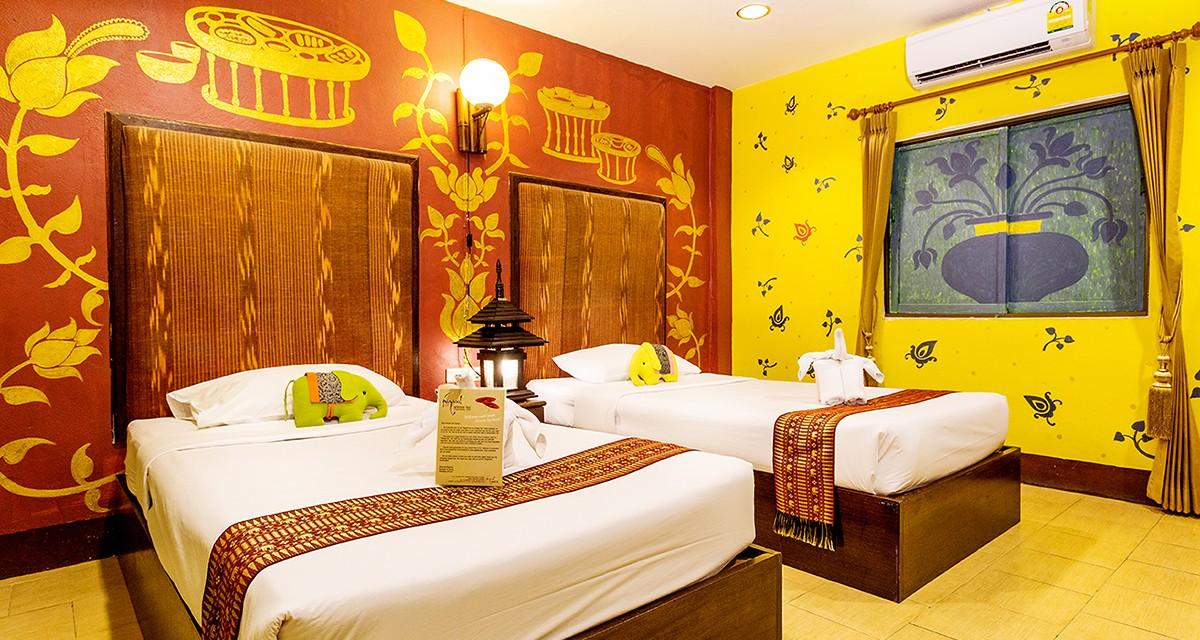Chiang Mai, Thailand Hotel: Parasol Inn Hotel by Compass Hospitality