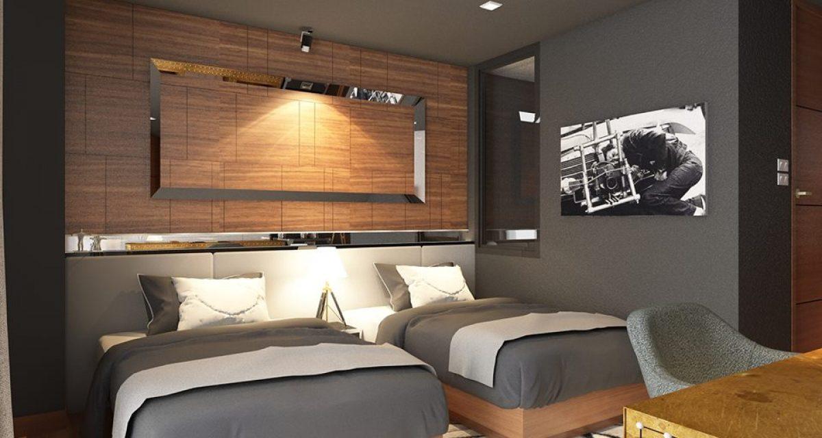 Hotel in Pattaya, Thailand