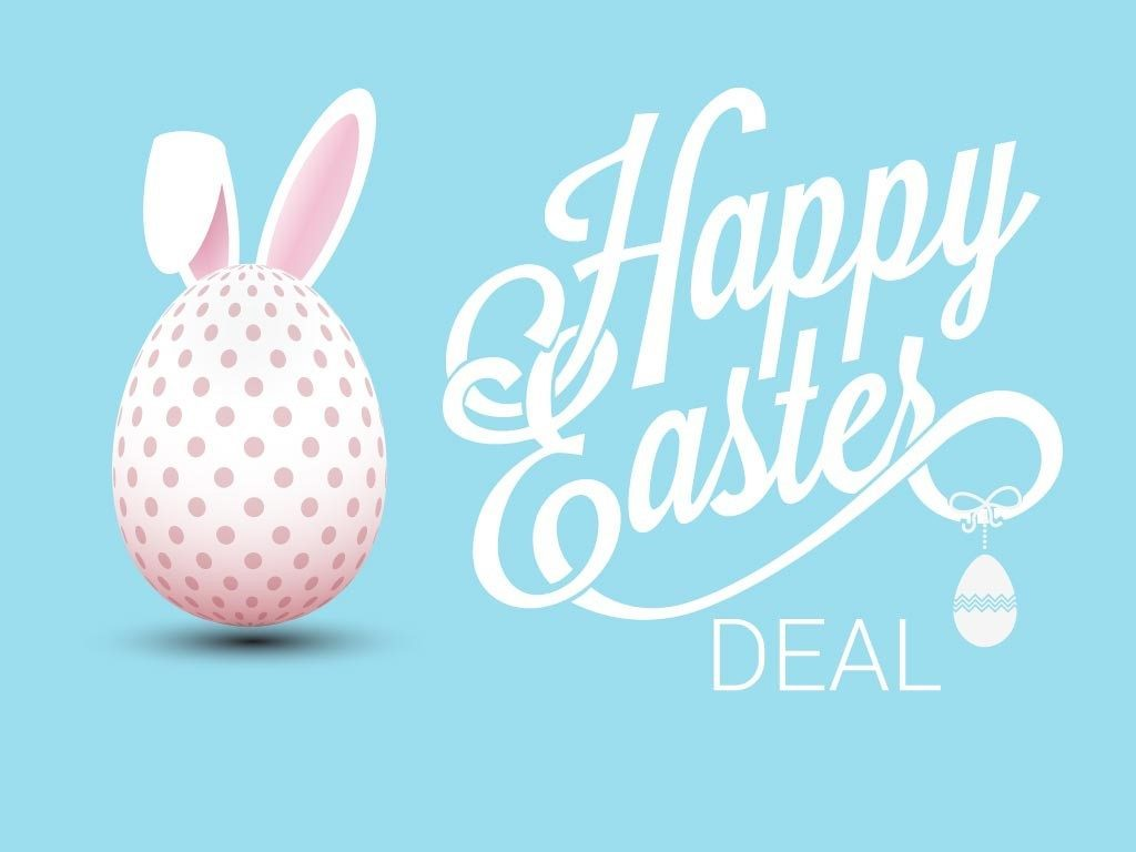 Hotel Deal: Happy Easter Deals